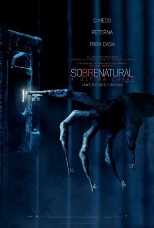 Em Cartaz no Cinema: Pantera Negra e Sobrenatural A Última Chave