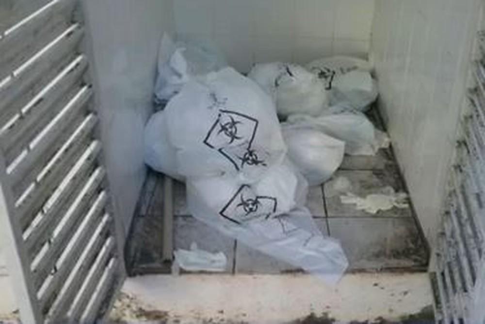 Fiscalização apontou irregularidades em unidade de saúde de Avaré (SP) — Foto: TCE/Divulgação