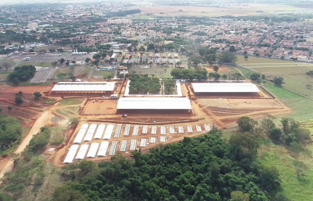 Recinto de Exposições de Araçatuba (SP), está se transformando no maior complexo esportivo equestre da América Latina