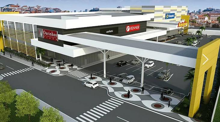 Entre as lojas confirmadas estão Renner, Mc Donald s e Cinépolis (Foto: Divulgação)