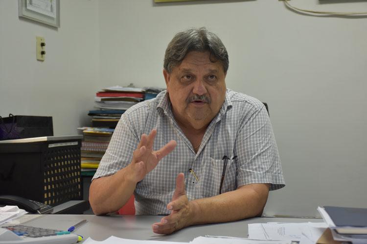 SHRBSA Para presidente do Sindicato, Euflávio de Carvalho Junior, o evento vai aquecer o setor na cidade/ Arquivo FR