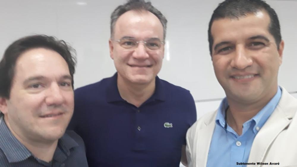Toninho da Lorsa, Samuel Moreira e Subtenente Wilson