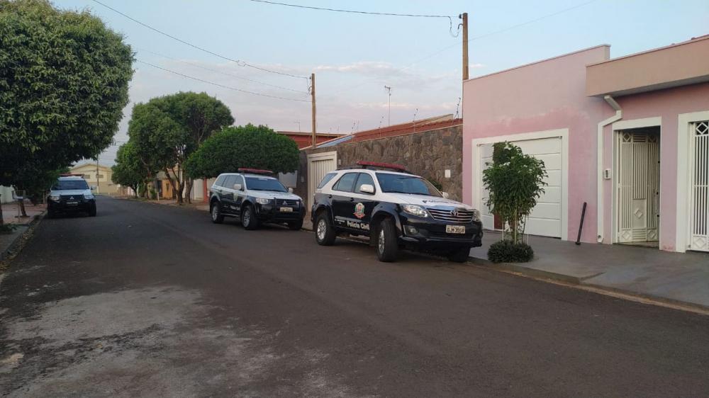 DIG de Avaré cumpre mandados de prisão em operação contra quadrilha especializada em furtos a residências