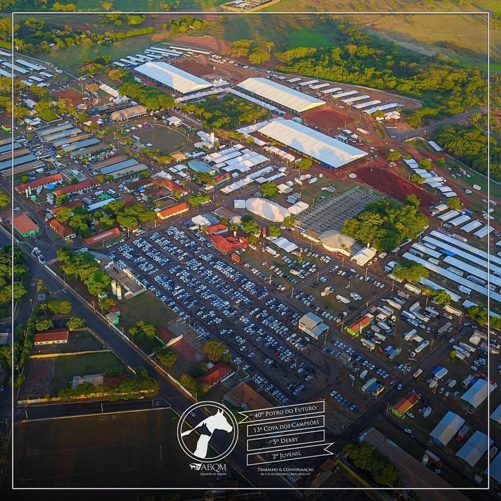 ABQM: mais de 100 mil pessoas passaram pelo 40° Potro do Futuro em Araçatuba