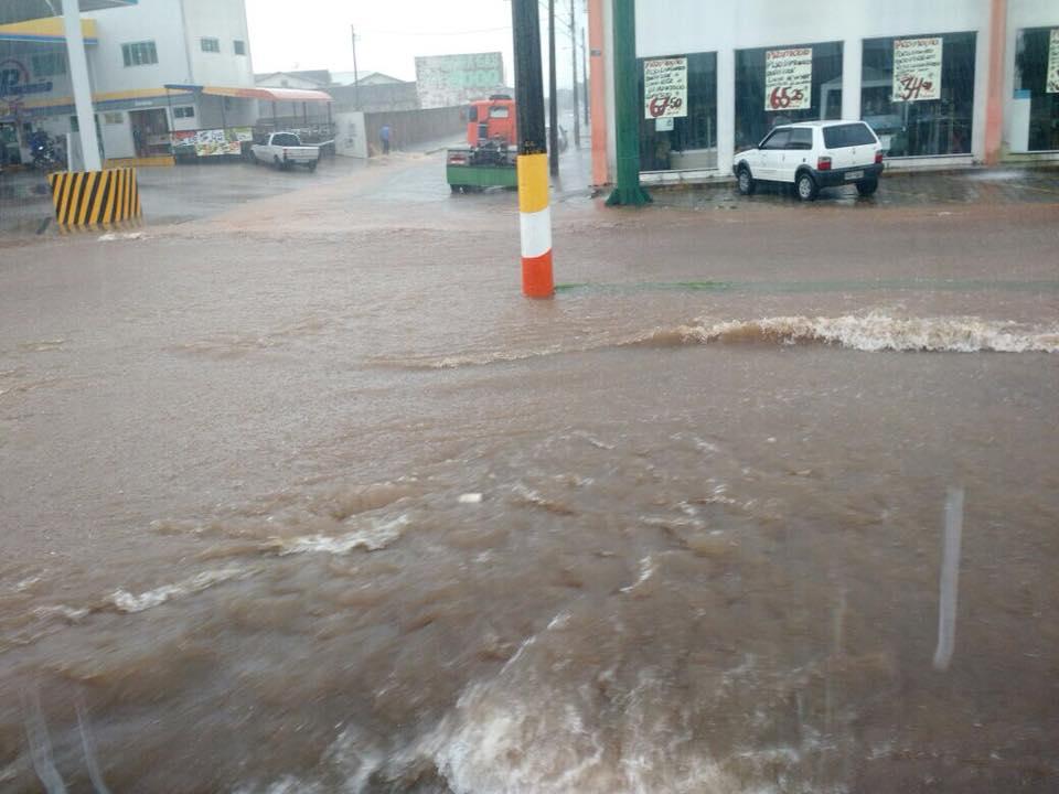 Shows da Emapa superam orçamento contra enchentes