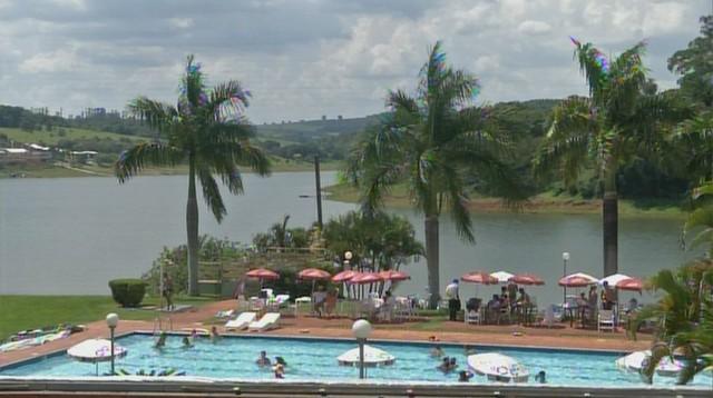 Turismo movimenta setor hoteleiro na região de Avaré — Foto: Reprodução/TV TEM