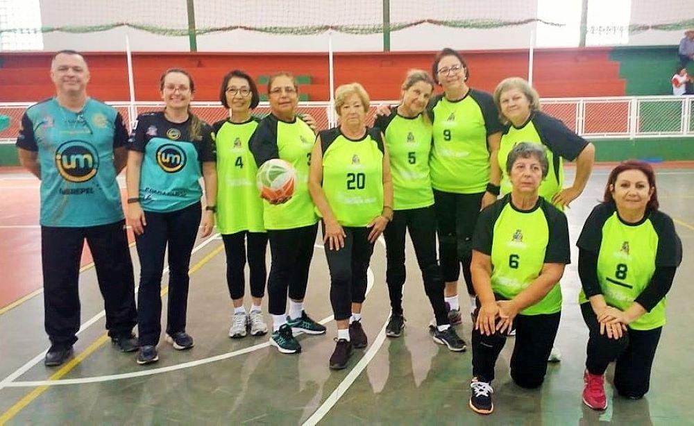 Itapetininga participa de Torneio Intermunicipal de Vôlei Minobol em Avaré