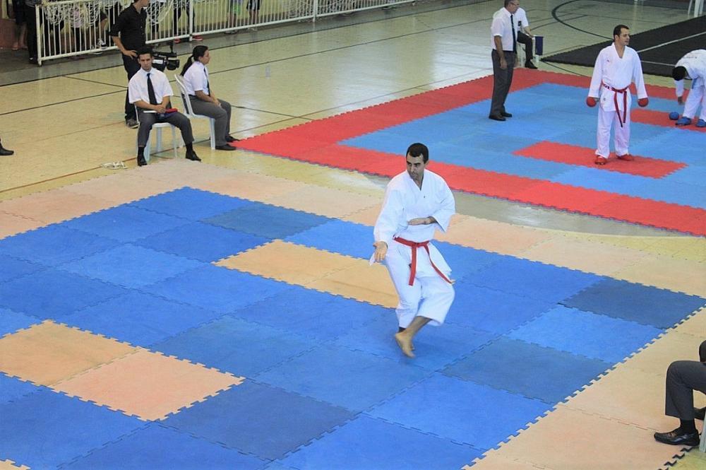 Avaré recebe etapa do Campeonato Paulista de Karatê neste sábado