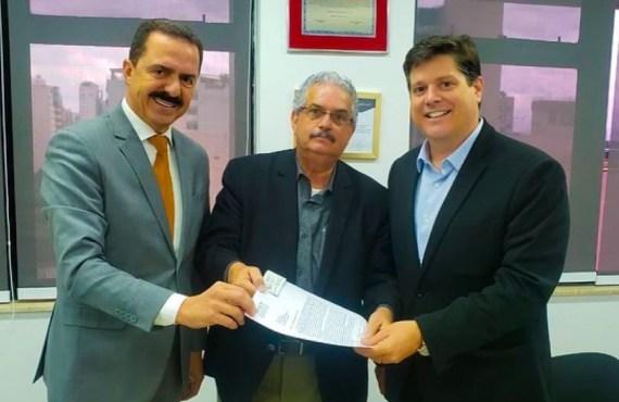 ABQM pleiteia recursos para melhorias no parque de Araçatuba (SP)