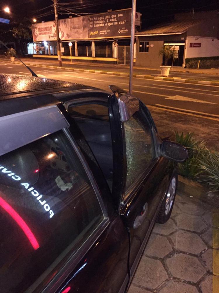 Homem é preso ao furtar veículo no bairro Santa Elizabeth em Avaré