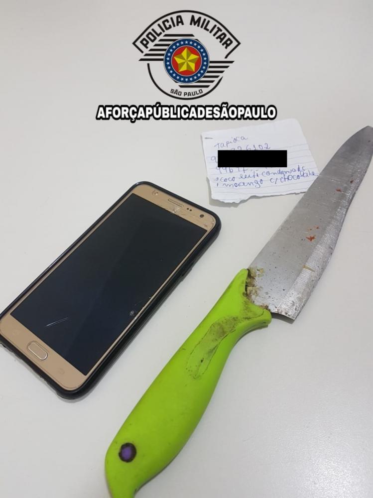 Homem é preso após aplicar golpes em entregadores de Fast Food em Avaré (SP)