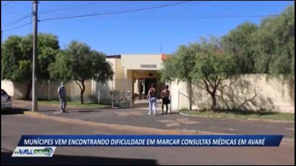 Vereadora denuncia falta crônica de médicos na rede de Saúde em Avaré