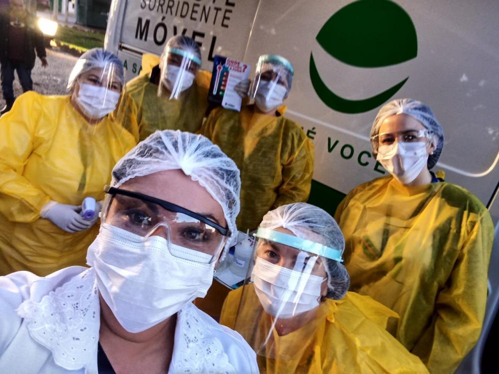 Ação de orientação em saúde na feira livre de Itapetininga aponta maior conscientização da população com relação à Covid 19